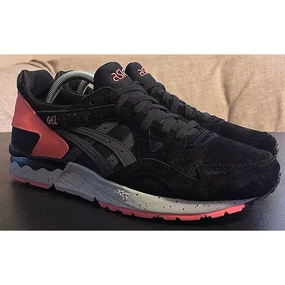 9ee670645d1 Asics Other - NEW Asics Gel-Lyte V 5 Black H7N4L